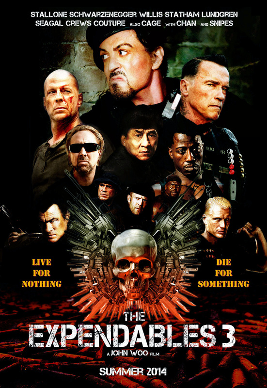 Download Film The Expendables 3 (2014) 720p Subtitle Indonesia