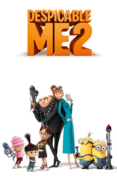 Download Film Despicable Me 2 Subtitle Indonesia